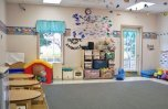 Carmel day care toddler room
