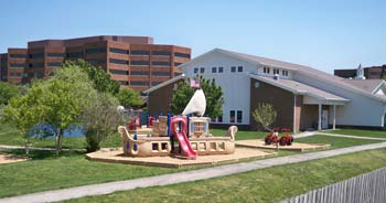 Carmel Indiana Day Care Playground